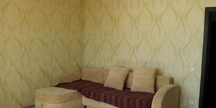 1-комнатная квартира посуточно в Севастополе. Гагаринский район, пр. Античный, 12. Фото 1