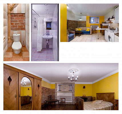 2-комнатная квартира посуточно в Львове. Лычаковский район, Козланюка, 2. Фото 1