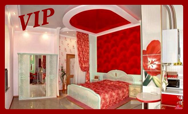 1-комнатная квартира посуточно в Николаеве. Центральный район, ул. Московская, 47. Фото 1