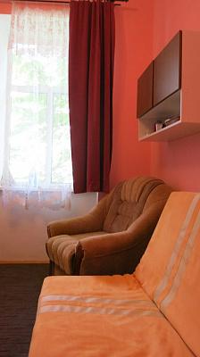 1-комнатная квартира посуточно в Львове. Лычаковский район, Донцова, 19. Фото 1
