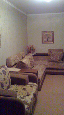 1-комнатная квартира посуточно в Каменце-Подольском. ул. Небесной Сотни (Красноармейская), 41. Фото 1