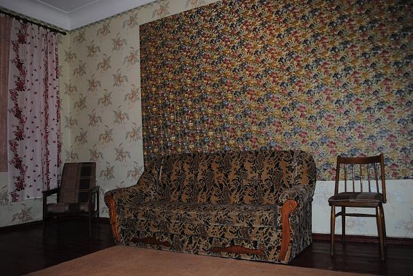 1-комнатная квартира посуточно в Симферополе. Железнодорожный район, Евпаторийское шоссе, 1. Фото 1