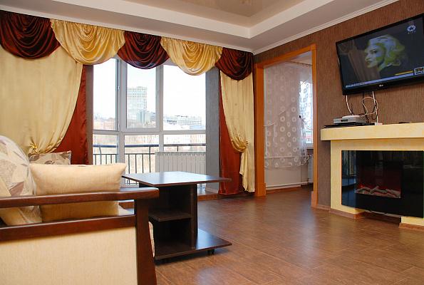 3-комнатная квартира посуточно в Киеве. Печерский район, б-р Леси Украинки, 2. Фото 1