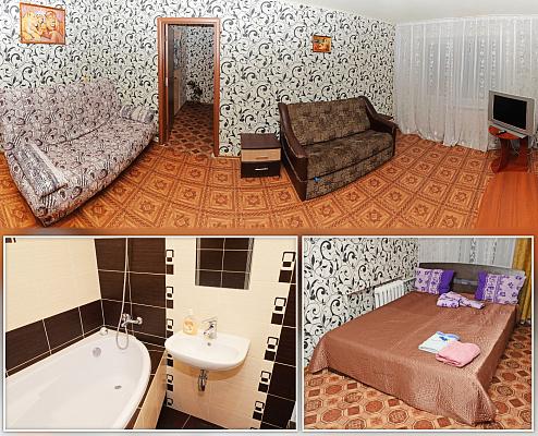 2-комнатная квартира посуточно в Сумах. Заречный район, ул. Соборная, 42. Фото 1
