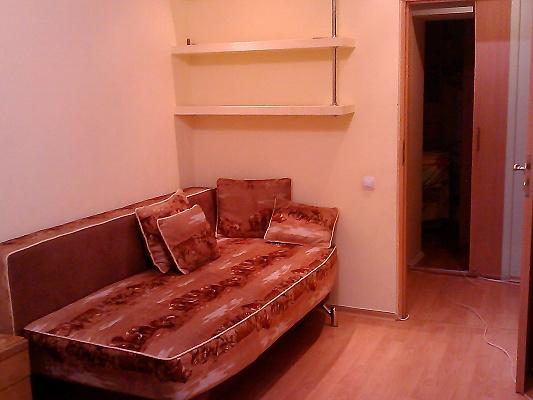 1-комнатная квартира посуточно в Виннице. Ленинский район, ул. Зодчих, 36. Фото 1
