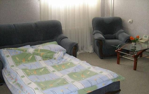 1-комнатная квартира посуточно в Керчи. ул. Гайдара, 7. Фото 1