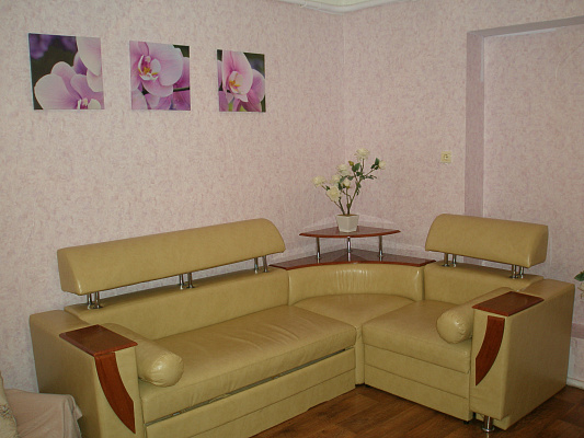 2-комнатная квартира посуточно в Киеве. ул. Брюллова, 1. Фото 1