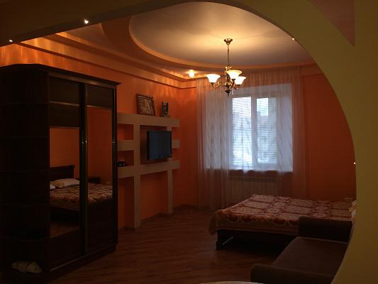 1-комнатная квартира посуточно в Львове. Галицкий район, ул. Руська, 8. Фото 1