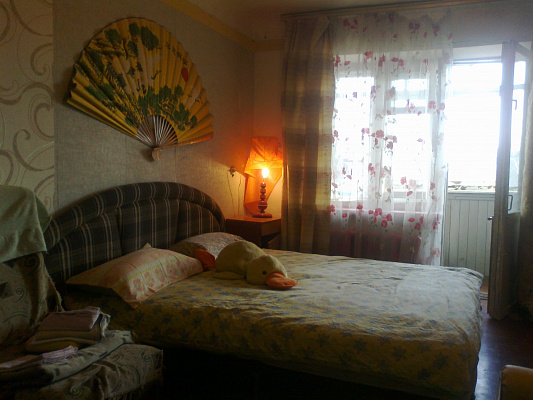 1-комнатная квартира посуточно в Житомире. ул. Киевская, 11. Фото 1