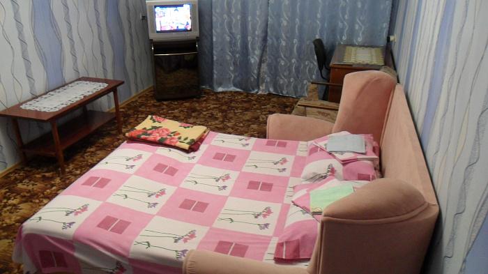 1-комнатная квартира посуточно в Севастополе. Гагаринский район, Блюхера , 20. Фото 1