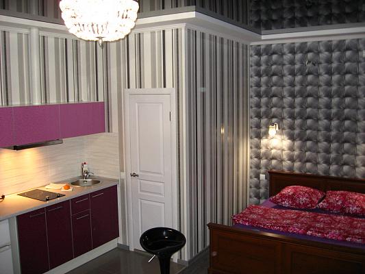 1-комнатная квартира посуточно в Харькове. пер. Молчановский, 31. Фото 1