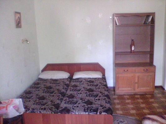 1-комнатная квартира посуточно в Донецке. Ворошиловский район, театральный, 10. Фото 1