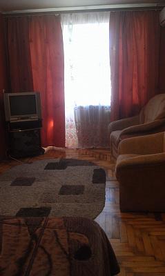 1-комнатная квартира посуточно в Запорожье. Орджоникидзевский район, ул. Яценко, 6а. Фото 1