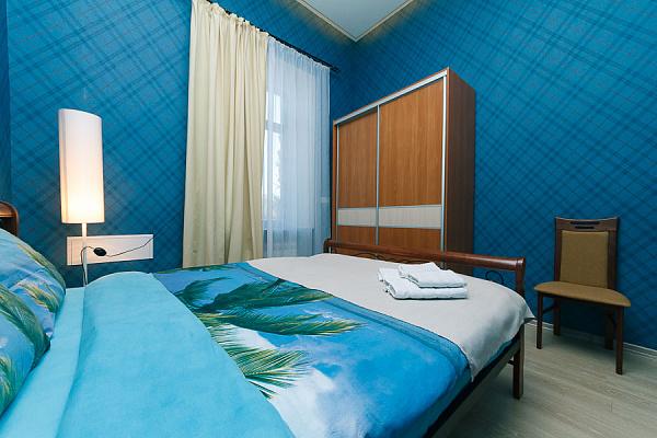 2-комнатная квартира посуточно в Киеве. Красноармейска, 23. Фото 1