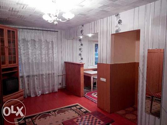 1-комнатная квартира посуточно в Краматорске. Краматорск, 19 Партсъезда ,, 24. Фото 1