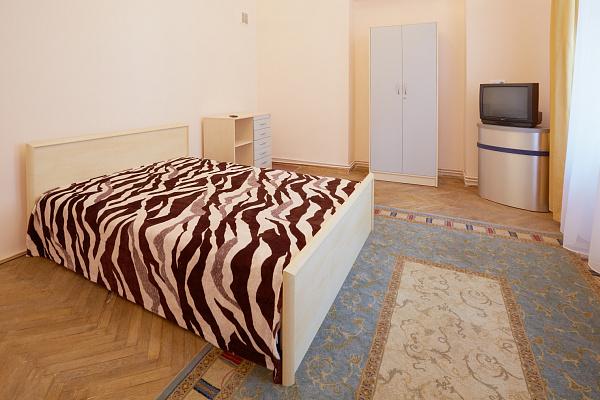 1-комнатная квартира посуточно в Львове. Галицкий район, ул. И. Франка, 14. Фото 1