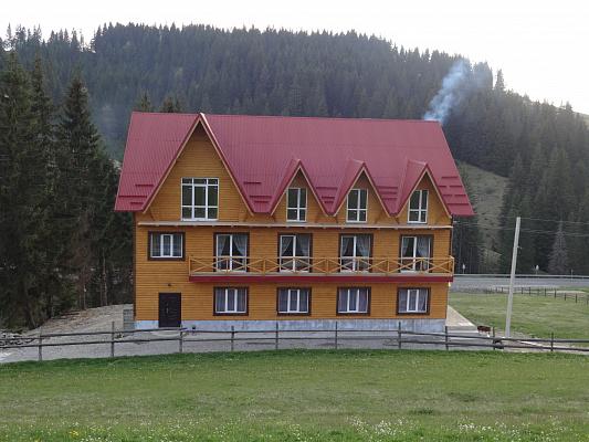 Мини-отель  посуточно в Яблунице. урочище Горишкив, 286 б. Фото 1
