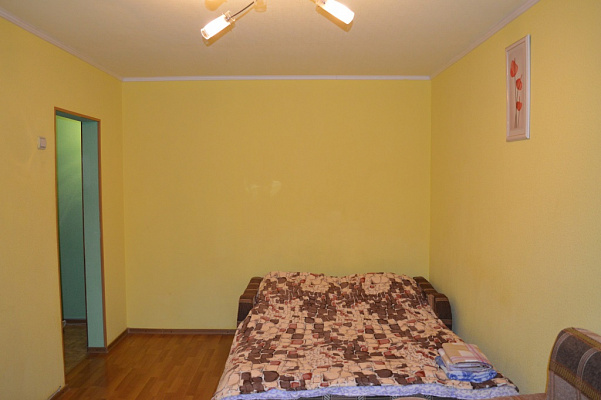 1-комнатная квартира посуточно в Харькове. Дзержинский район, ул. 23 Августа, 51. Фото 1