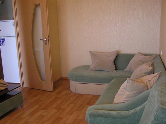 1-комнатная квартира посуточно в Севастополе. Гагаринский район, ул. Корчагина, 14. Фото 1
