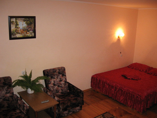 1-комнатная квартира посуточно в Черкассах. ул. Гоголя, 206. Фото 1