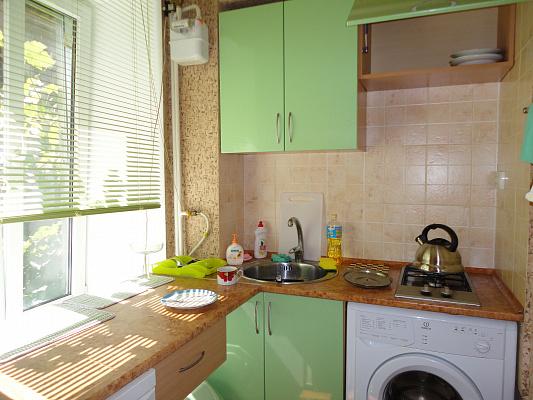 1-комнатная квартира посуточно в Одессе. Приморский район,  Пушкинская ул., 67. Фото 1