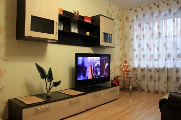 1-комнатная квартира посуточно в Керчи. ул. Курсантов, 17. Фото 1