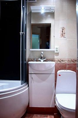 2-комнатная квартира посуточно в Львове. Галицкий район, ул. Гнатюка, 11. Фото 1