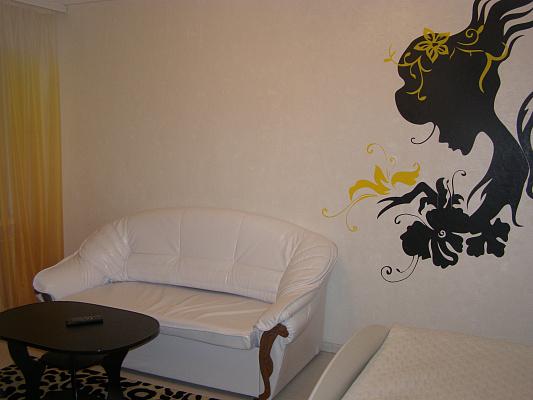 1-комнатная квартира посуточно в Запорожье. Жовтневый район, ул. Гоголя, 165. Фото 1