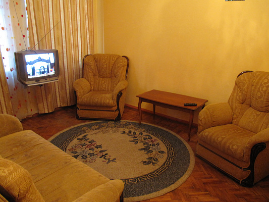 1-комнатная квартира посуточно в Одессе. Приморский район, Канатная, 16. Фото 1