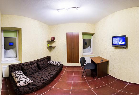 1-комнатная квартира посуточно в Харькове. Киевский район, ул. Мироносицкая, 91. Фото 1