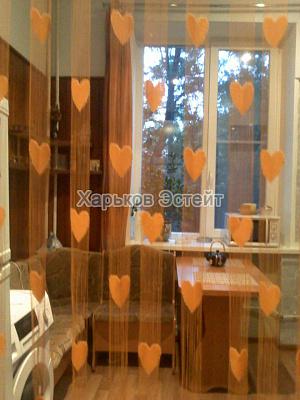 2-комнатная квартира посуточно в Харькове. Киевский район, пушкинская, 48. Фото 1