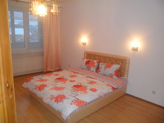 1-комнатная квартира посуточно в Ивано-Франковске. ул. Северный бульвар, 1а. Фото 1