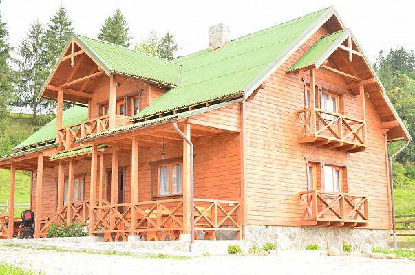 Мини-отель  посуточно в Верховине. ул. Черновола, 2-А. Фото 1