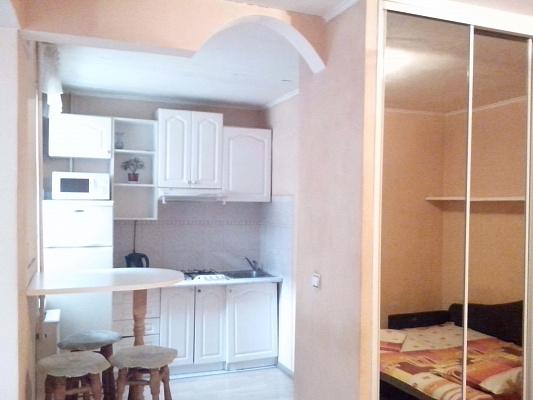 1-комнатная квартира посуточно в Киеве. ул. Николая Лескова, 6. Фото 1