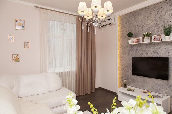 2-комнатная квартира посуточно в Днепропетровске. Красногвардейский район, ул. Воскресенская (Ленина), 21. Фото 1