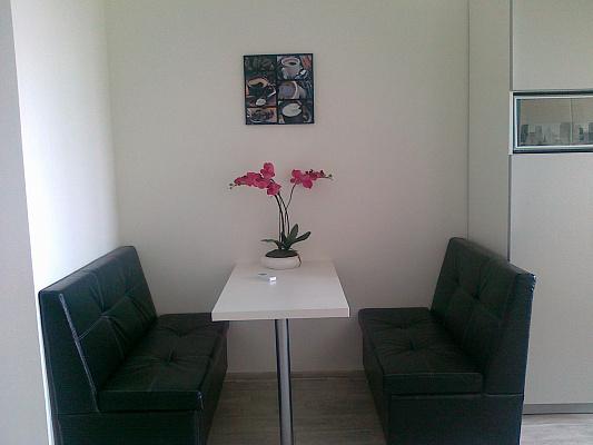 1-комнатная квартира посуточно в Киеве. Подольский район, Ужвий, 12. Фото 1