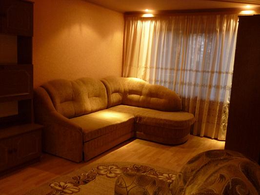1-комнатная квартира посуточно в Черновцах. Первомайский район, ул. Залозецкого, 57 А. Фото 1