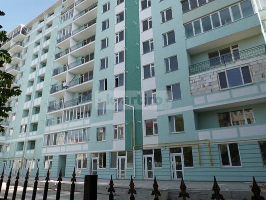 1-комнатная квартира посуточно в Севастополе. Гагаринский район, Репина, 19. Фото 1