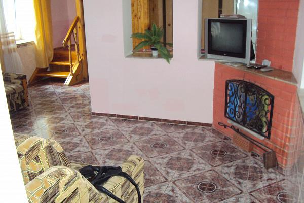 1-комнатная квартира посуточно в Феодосии. ул. Украинская, 7. Фото 1