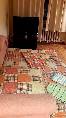 1-комнатная квартира посуточно в Тернополе. Русская, 2. Фото 1