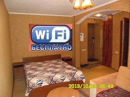 1-комнатная квартира посуточно в Кременчуге. Воровского, 31/20. Фото 1