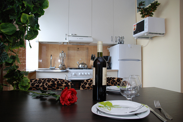 2-комнатная квартира посуточно в Тернополе. ул. Гетмана Мазепы, 2. Фото 1