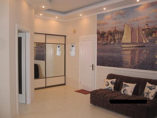 2-комнатная квартира посуточно в Форосе. Форосский спуск, 1. Фото 1