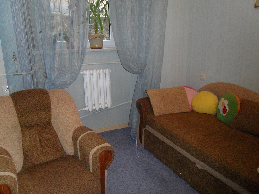 2-комнатная квартира посуточно в Одессе. Приморский район, ул.Бунина, 8. Фото 1