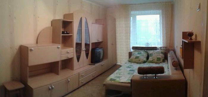 1-комнатная квартира посуточно в Киеве. Соломенский район, б-р Ивана Лепсе, 29. Фото 1