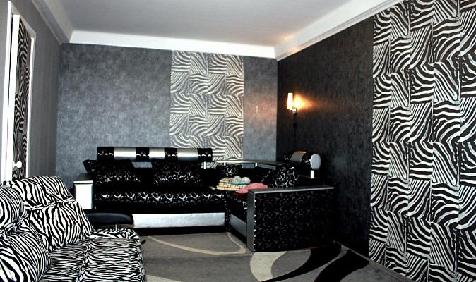 1-комнатная квартира посуточно в Запорожье. Жовтневый район, ул. Школьная, 18. Фото 1