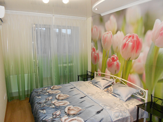 2-комнатная квартира посуточно в Житомире. ул. Киевская, 98. Фото 1