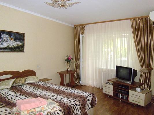 1-комнатная квартира посуточно в Симферополе. Центральный район, ул. 60 лет октября, 24. Фото 1