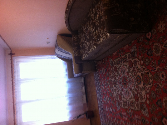 1-комнатная квартира посуточно в Берегово. мужайская 34 а, 1. Фото 1