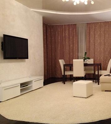 2-комнатная квартира посуточно в Харькове. Киевский район, Пушкинская, 54. Фото 1